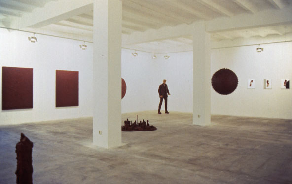 Galerie Isabella Kacprzak, 1990