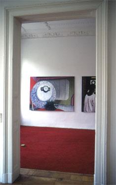 Pillars of Salt Galerie Barbara Weiss, 1999