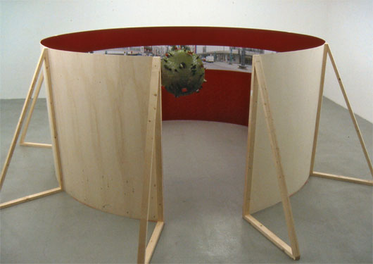 Topology for Museum (without walls) Kunstraum Johannes Widauer, 2002