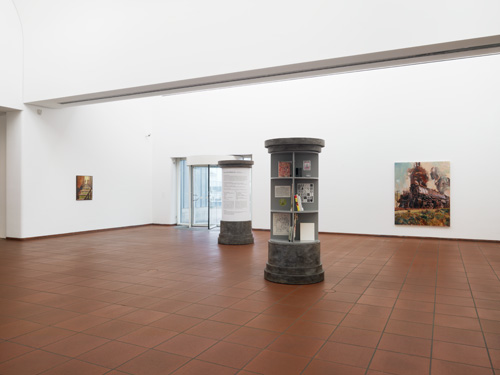 The Wolfgang Hahn Prize Museum Ludwig, 2011