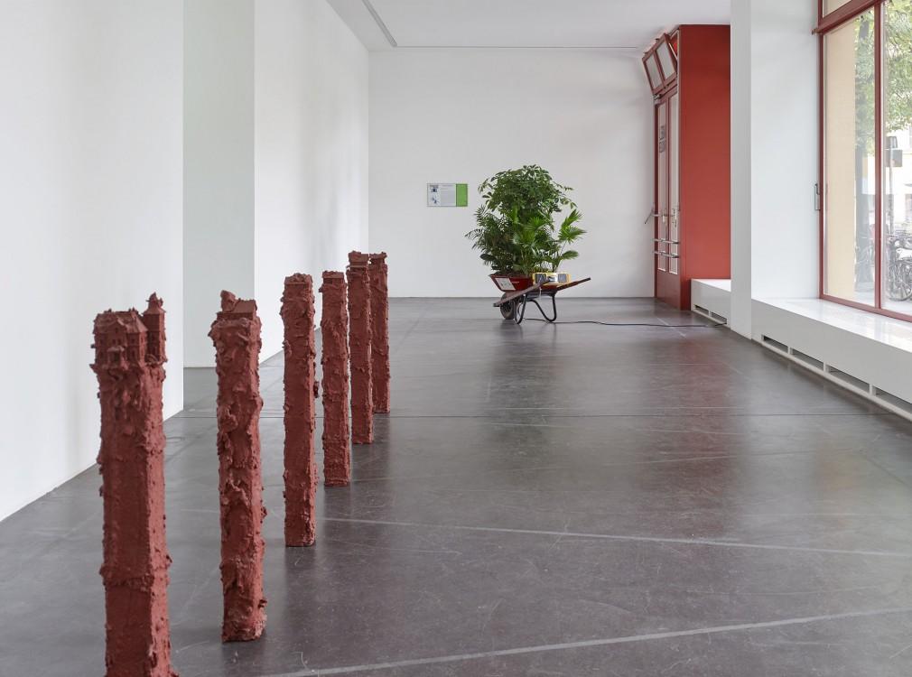 Mark Dion, John Miller Galerie Nagel Draxler, 2018