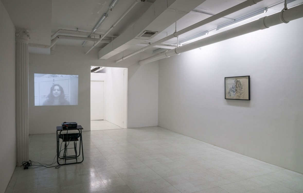 Living with Contradictions (with Marcia Schvartz) National Exemplar Gallery, 2018
