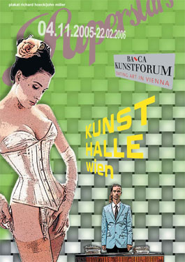 Plakat Kunsthalle Wien, 2005