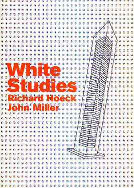 White Studies Kunsthalle Wien & Magasin 4, 1998