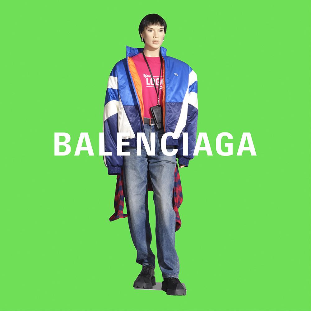 Balenciaga, Summer '21 ,